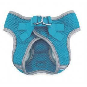 Arnés Soft azul :35-40cm (S)