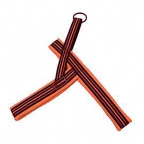 Arnes Soft - Sport  (Naranja)  20mm x 54 / 64cm