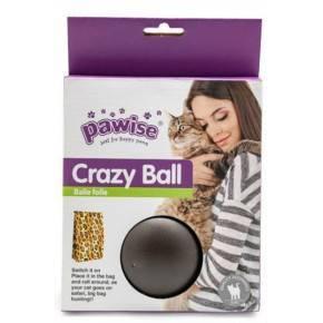 Happy Go Around Bolsa Loca Pawise-Crazi Ball 8,5 cm