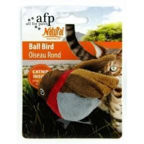 NATURAL INSTINCTS Catnip  Pájaros-Pelota 8 Cm
