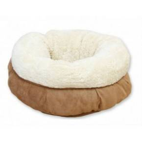ALL FOS PAWS CAMA DONUT LAM CAT BEIGE