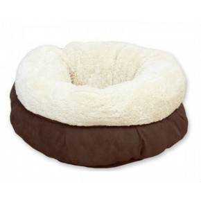 ALL FOS PAWS CAMA DONUT LAM CAT MARRON