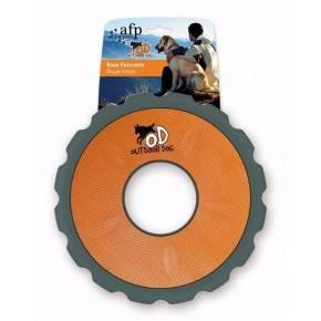 Frisbee Naranja 21,6cm OUTDOOR DOG
