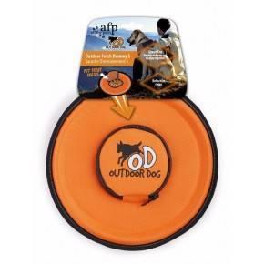 Frisbee 24 Cm. OUT DOOR DOG  Naranja