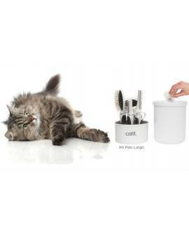Catit Kit Grooming Pelo Largo