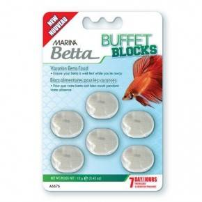 BLOQUE BUFFET BETTA 7 DIAS 12 G. MARINA