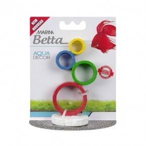 AQUA DECOR MARINA CIRCUS  RINGS