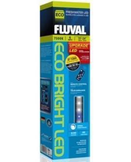PANTALLA LED ECO BRIGHT CON MANDO FLUVAL  6W 38-61 CM