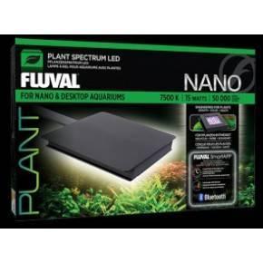 PANTALLAS DE ILUMINACIÓN BLUETOOTH FLUVAL PLANT SPECTRUM 3 - NANO 15 W 12.7x12.7 CM
