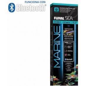 PANTALLAS DE ILUMINACIÓN BLUETOOTH FLUVAL SEA MARINE SPECTRUM 3.0 - 32 W 61-85 CM