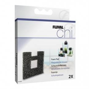 FLUVAL CHI II CARGA DE FOAMEX  2 PC