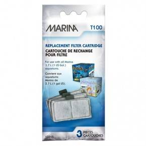 MARINA 3 CARTUCHOS ACUARIO 3,7 LITROS