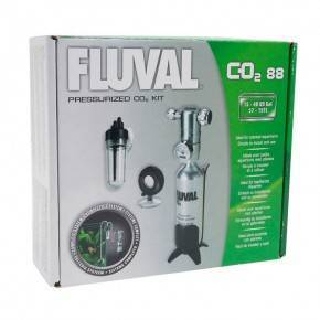 FLUVAL CO2 PRESURIZADO GRANDE  88 GR.