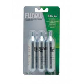 FLUVAL CO2 MINI RECAMBIO  20Grs (3 UND)