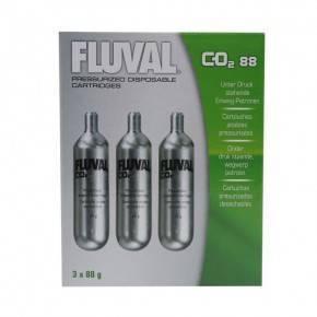 FLUVAL CO2 RECAMBIO 88 GR.