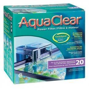 "AQUACLEAR 20 ( ""MINI"")"