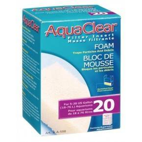 AQUACLEAR 20 FOAMEX (MINI)