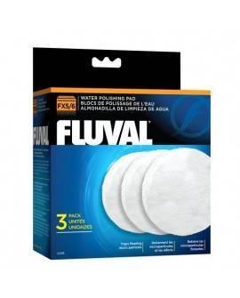 FLUVAL FX5 FOAMEX  TEMPORAL 3 PC
