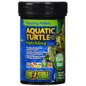 ALIMENTO CRIAS TORTUGA ACUATICA Hatching 25 Gr