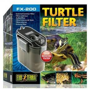 TURTLE FILTER FX200 EXTERNO