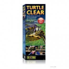 EXO TERRA TURTLE CLEAR( Kit Limpieza)