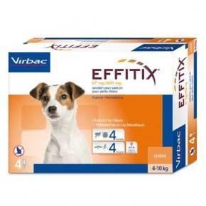 EFFITIX  PIPETAS® - 4 A 10 KG.