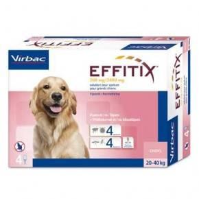 EFFITIX  PIPETAS® - 20 A 40 KG