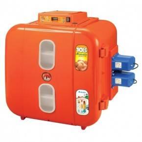 Incubadora automatica Covatutto Digital 108 digital