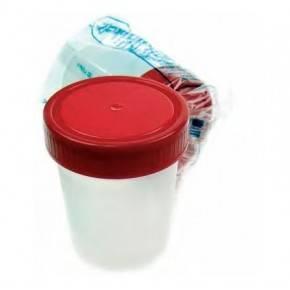 Frascos para toma de muestras 100 ml