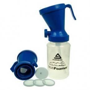 Vaso aplicador espuma