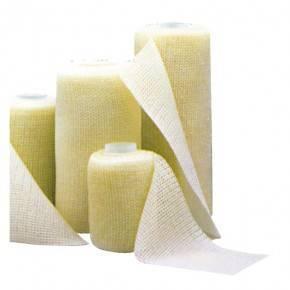 Vendas de inmovilización de resina para cuernos y roturas