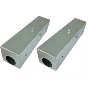 Trampa ratas galvanizada-Medida: 40 cm.