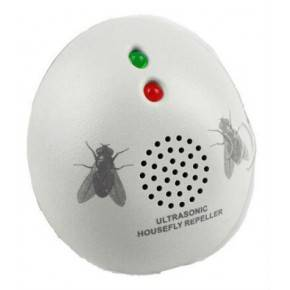 Ahuyentador de moscas por ultrasonidos