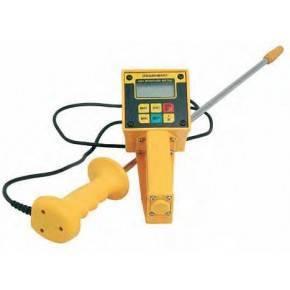 Medidor electrónico de humedad y temperatura