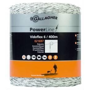 Nylon Powerline Rope.Rollo de 400 m. Gallagher