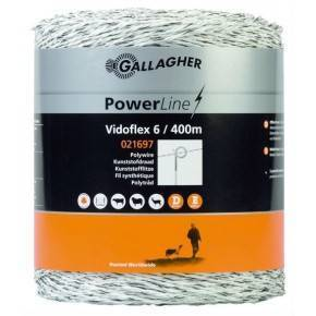 Nylon Powerline Rope.Rollo de 400 m. Gallagher