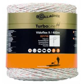 Turboline Rope superconductor Gallagher. 400 m.