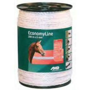 Cordón nylon, rollo 200 m