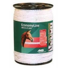 Economy Line Cinta nylon.  Rollos de 200 m.