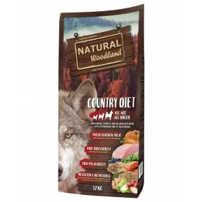 Natural Woodland Country diet perro 12kg