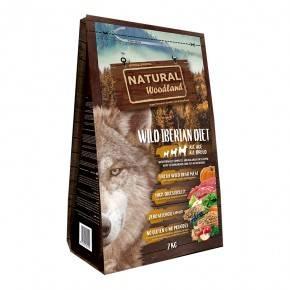 Natural Woodland Wild Iberian Diet 2 kg.