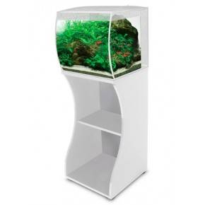 ACUARIO KIT FLUVAL FLEX 57 L. BLANCO