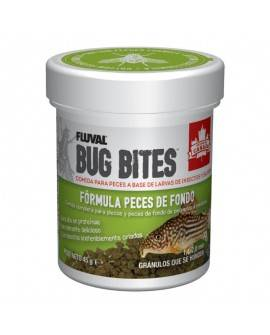 FLUVAL BUG BITES FORMULA PLECOS -45g 1,4-2 MM.