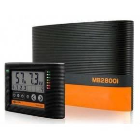 M5000i con pantalla-i-Series. Energizadores inteligentes