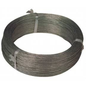 Cordón aluminio. 400 m.