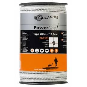 Powerline Tape 12,5 mm- Rollo 200 m, 5 hilos,