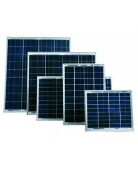 PANEL SOLAR 20 W - 12 V