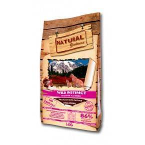 RECETA WILD INSTINCT. 600 GR. -ULTRA PREMIUM-NATURAL GREATNESS.