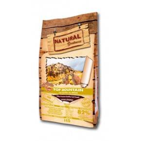 TOP MOUNTAIN - 600 GR. ULTRA PREMIUM.NATURAL GREATNESS.