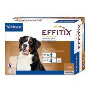 EFFITIX  PIPETAS® - 40 A 60 KG